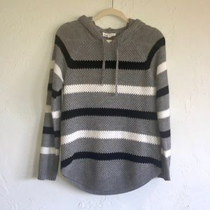 Cloud Chaser knit hoodie